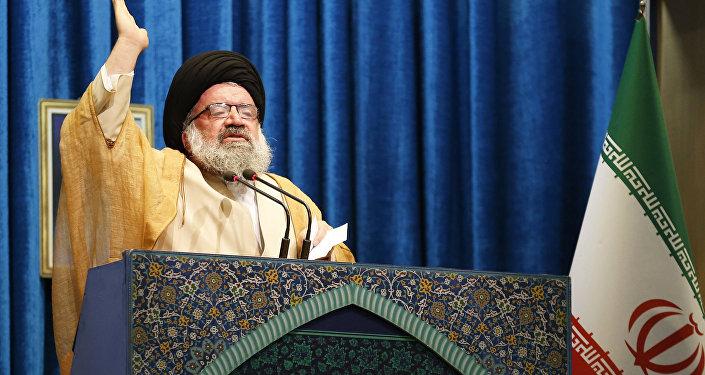 Ayetullah Ahmed Hatemi