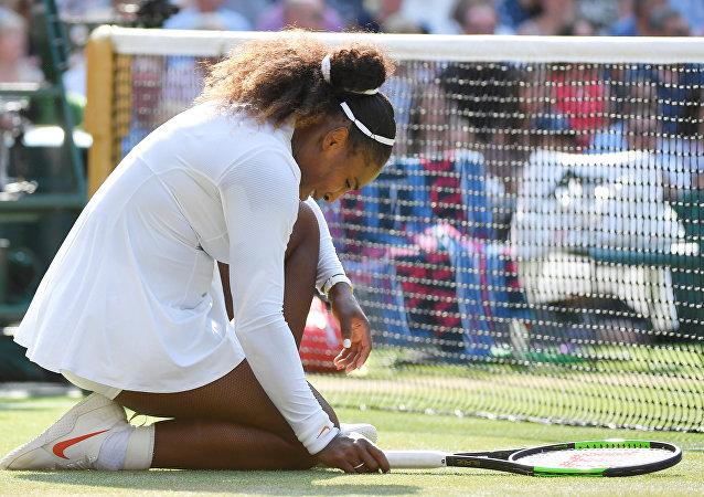 ABD'li tenisçi Serena Williams