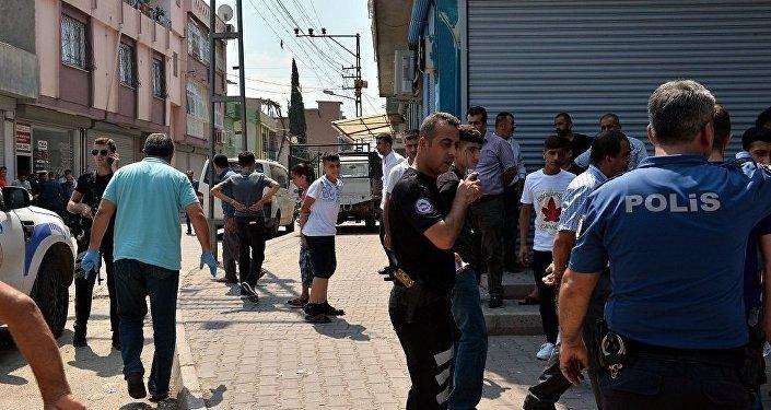 Adana çatışma
