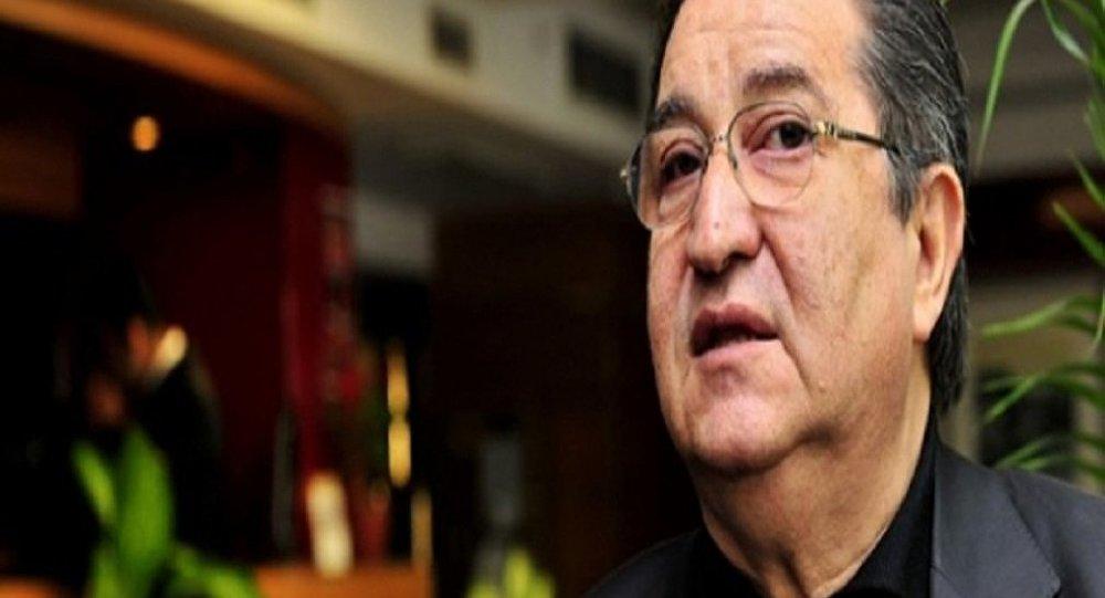 Eski Türkiye Futbol Federasyonu (TFF) Asbaşkanı Kemal Zorlu