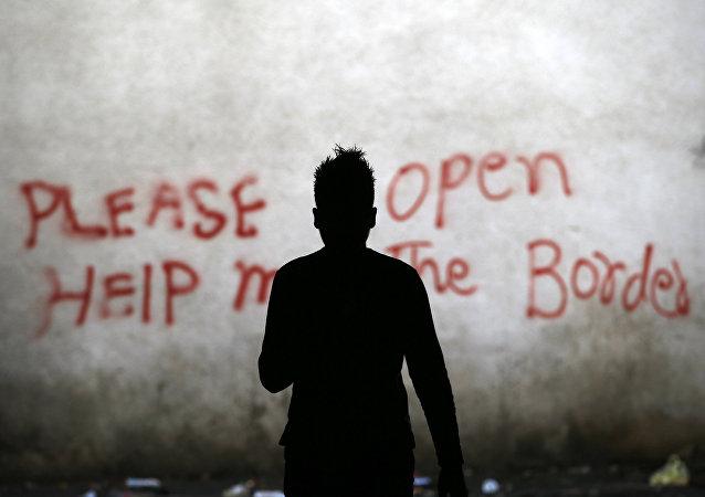 Sırbistan- Macaristan- Sığınmacı