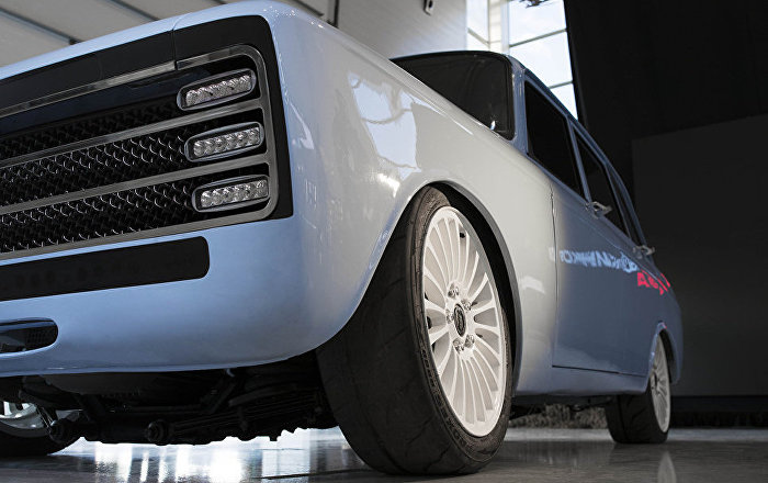 Kalaşnikov'dan Tesla'ya rakip geliyor 74