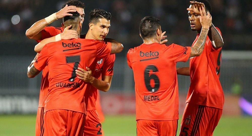 Beşiktaş-Partizan Belgrad