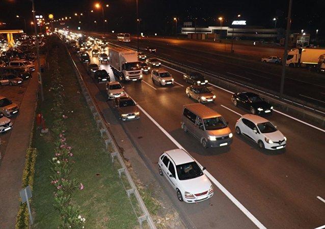 Trafik- Kurban Bayramı