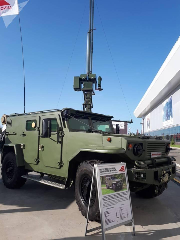 Army-2018'de sergilenen silahlar