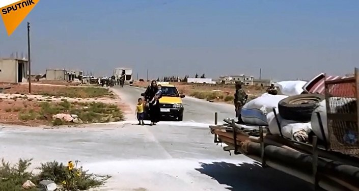 İdlib'e insani koridor: Validen Ruslara teşekkür