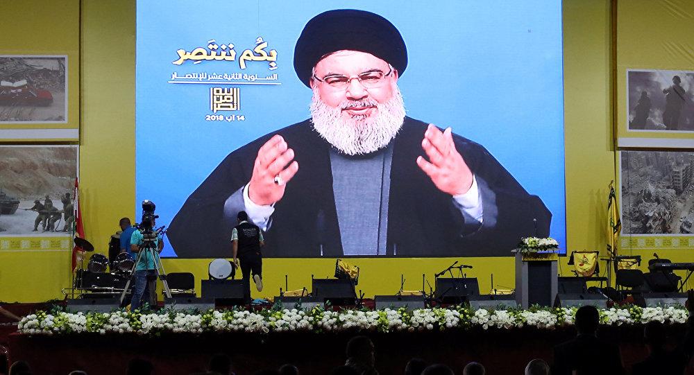 Lübnan Hizbullahı lideri Hasan Nasrallah