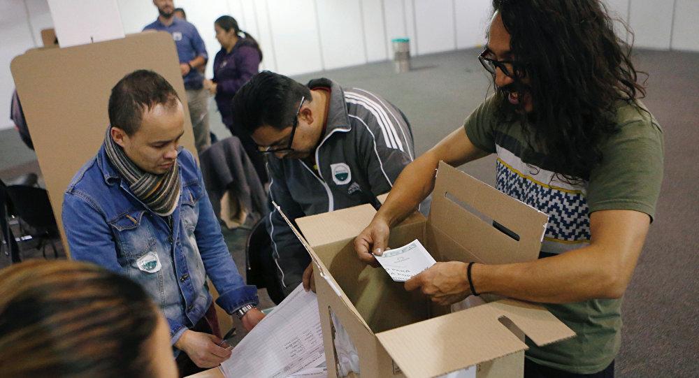 Kolombiya'da yolsuzlukla mücadele referandumu baraja takıldı