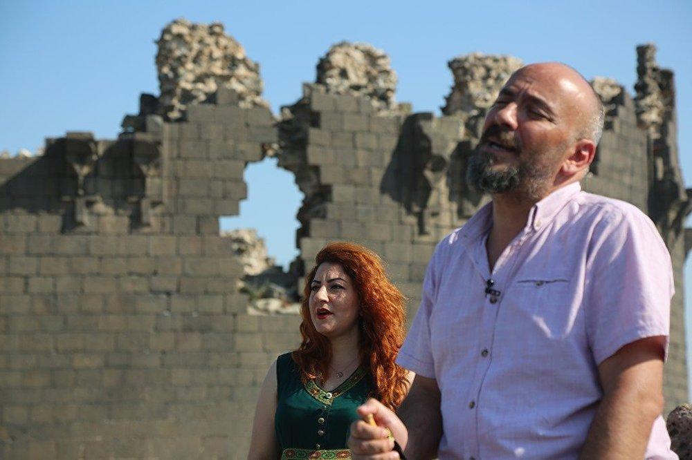 Tulumu halayla buluşturan Karadenizlinin Diyarbakır aşkı