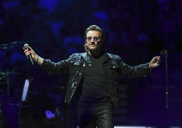 U2 solisti Bono: Avrupa, bir duygu haline gelmesi gereken bir düşüncedir
