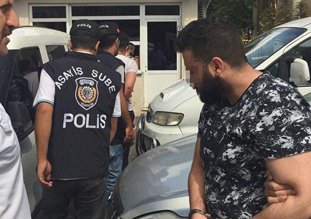 İstanbul'da 100 bin dolarlık fidye operasyonu