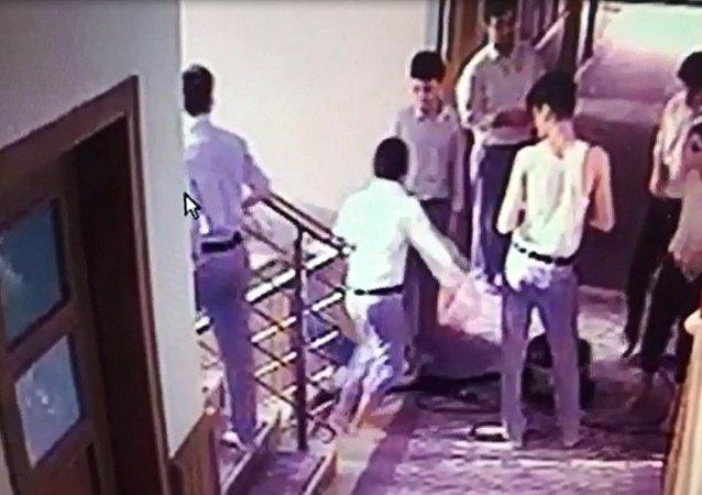 Yurtta merdivenden düşerek öldüğü iddia edilen 14 yaşındaki çocuk