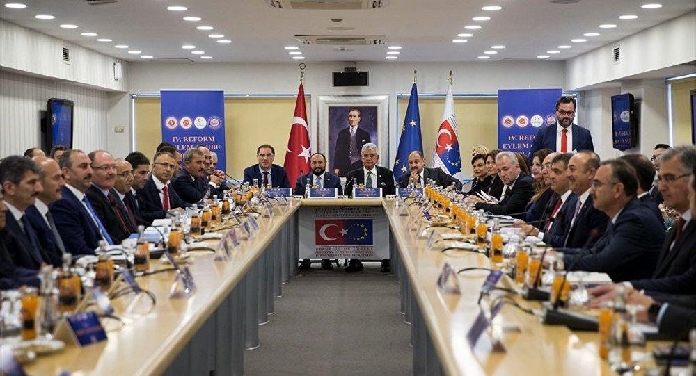 4. Reform Eylem Grubu Toplantısı