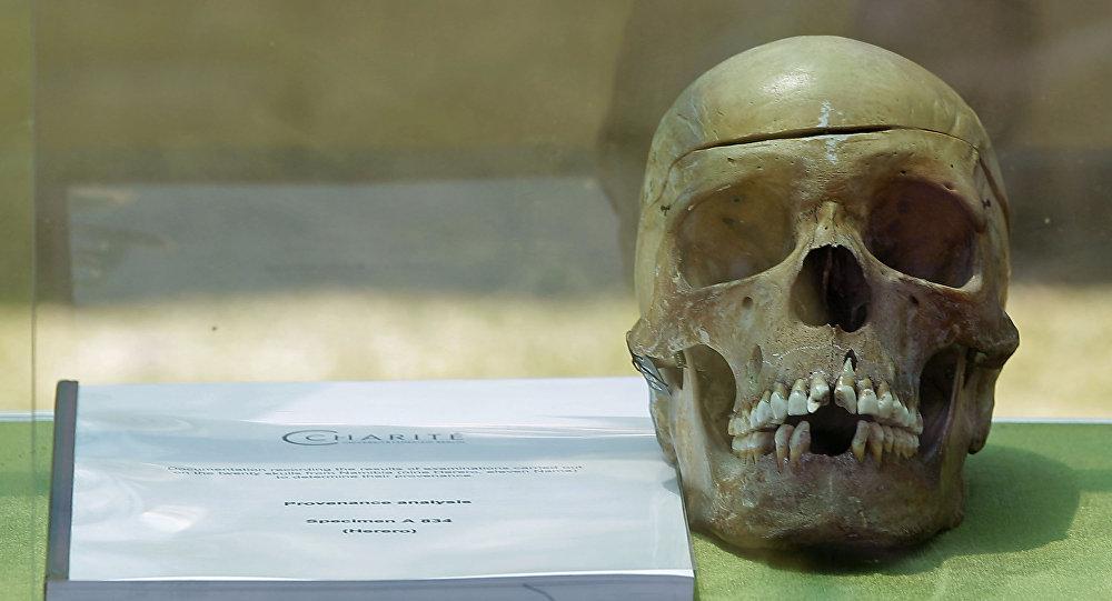 Almanya, Namibya Soykırımı kurbanlarının kafataslarını iade edecek