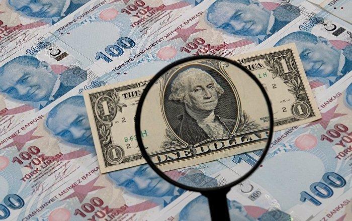 Dolar TL Barış Pınarı Harekatı'nın başlamasıyla 5 86'ya yükseldi