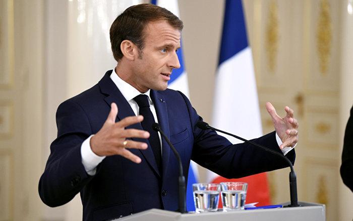 Macron: AB-Rusya arasında yeni bir ortak savunma yapısının koşullarını tasarlamak mümkün 83