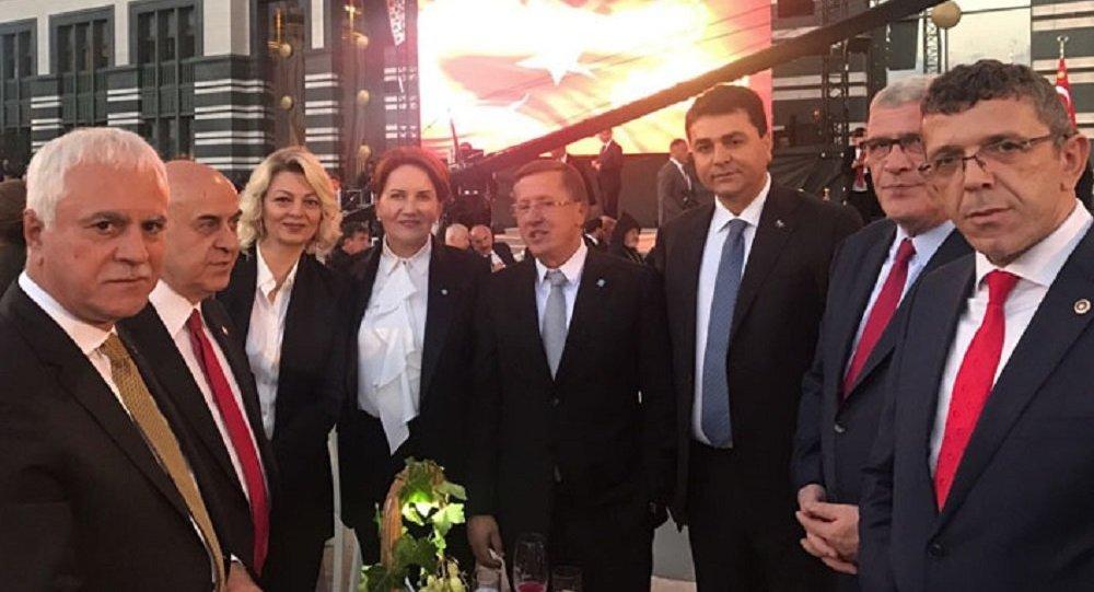 Akşener, İYİ Parti