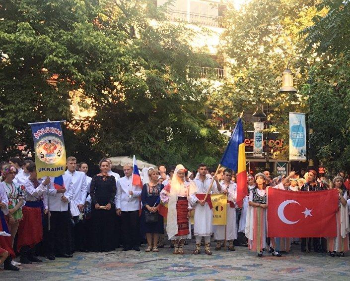 İstanbul-RusKom'un düzenlediği etkinlik