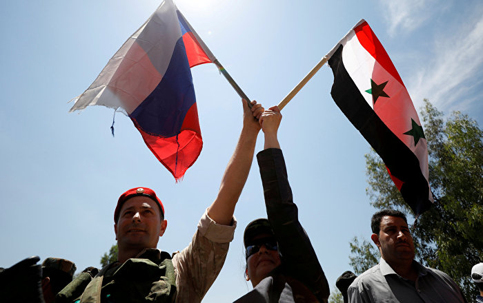 Rus senatör: Rusya, Suriye'de barışın sağlanması çabalarında lider durumda