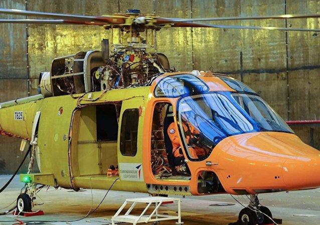 T625 Genel Maksat Helikopter
