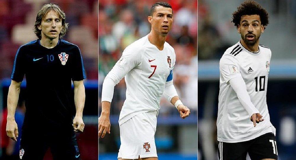 'FIFA yılın en iyileri ödülü'nde finalistler açıklandı: Messi ilk defa finalde yok