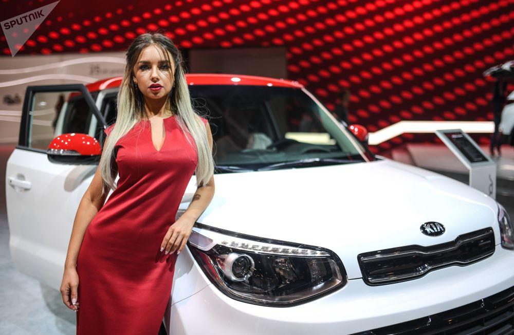 Moskova Otomobil Fuarı
