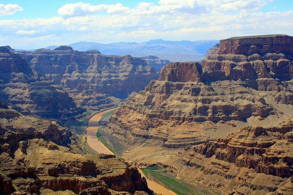 Dünyanın en güzel kanyonları