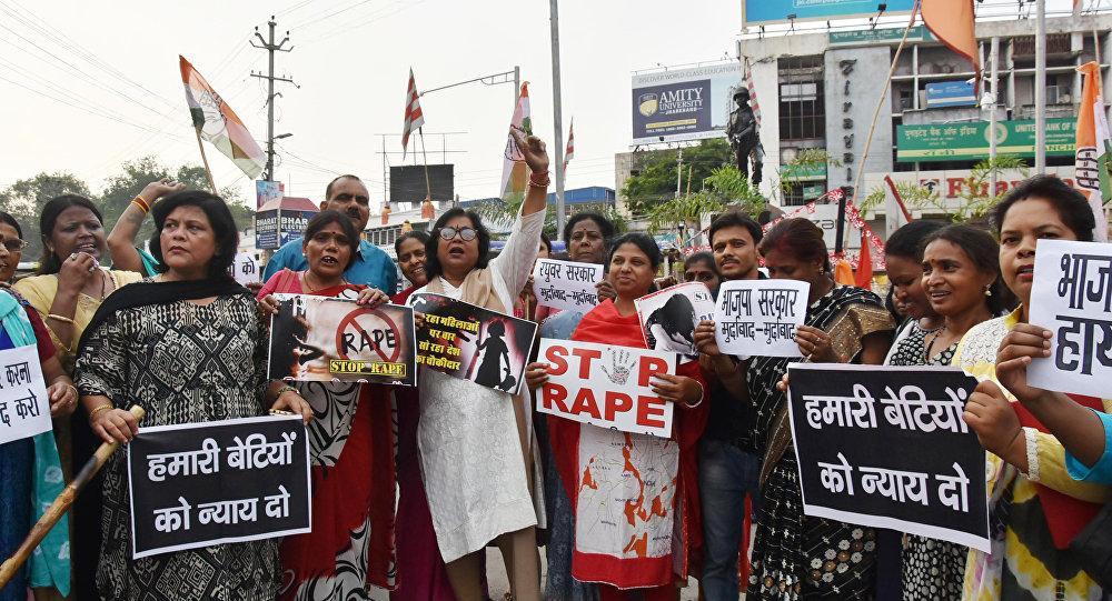 Tecavüz karşıtı eylemler