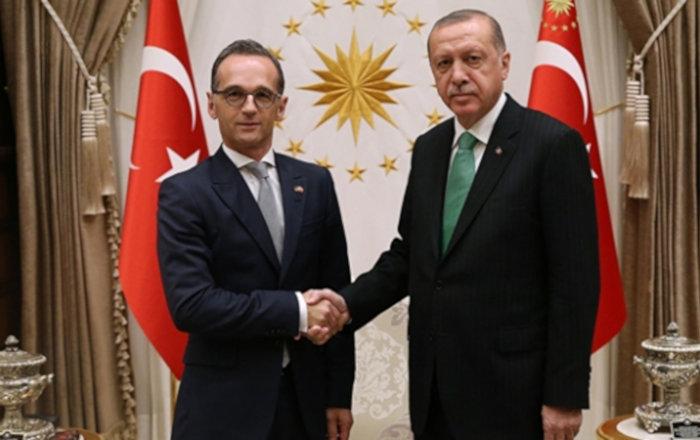 Alman basını: Erdoğan, Maas'ı aşağıladı
