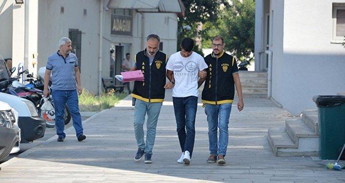 Adana, kapkaççı