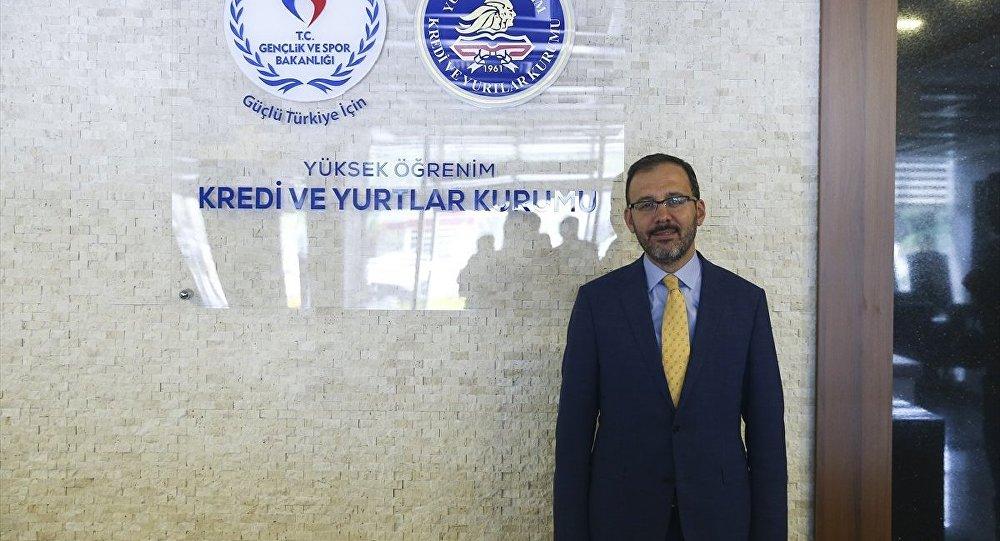 Mehmet Muharrem Kasapoğlu