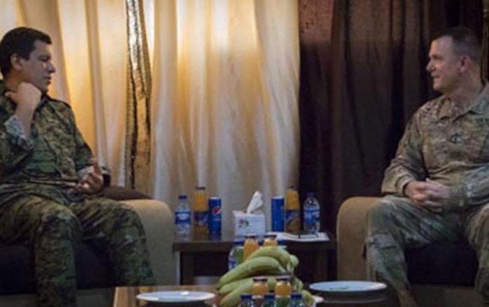 ABD Kobanide radar sistemi kurdu YPG doğruladı 59