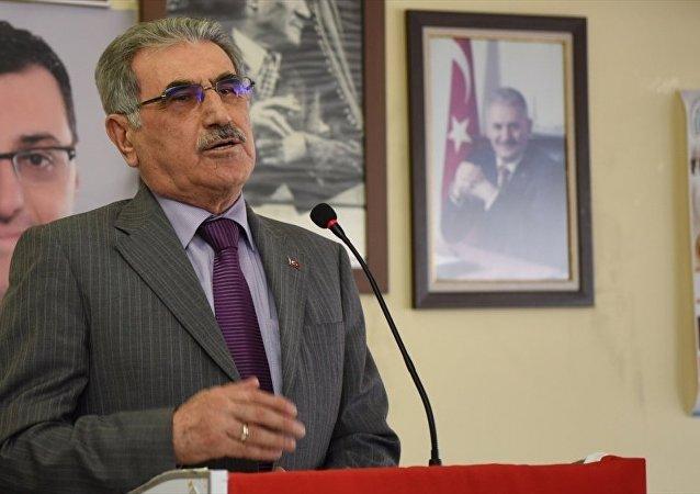 İstanbul Sucular Esnaf Odası Başkanı Ahmet Turan Akkaya