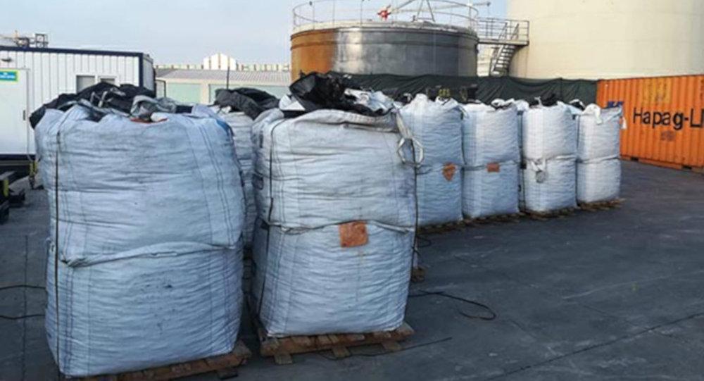 Kocaeli'ndeki operasyonda 800 kilo kokain ele geçirildi: Dünyada ele geçirilen en büyük 3. miktar