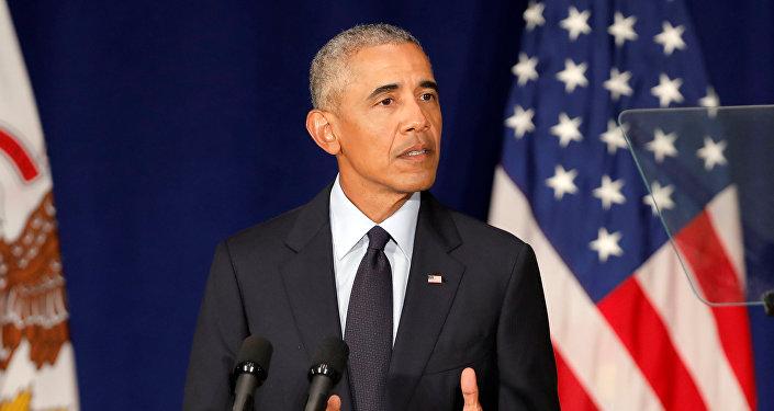 Eski ABD Başkanı Barack Obama