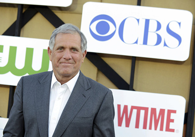 CBS'in eski CEO'su Les Moonves