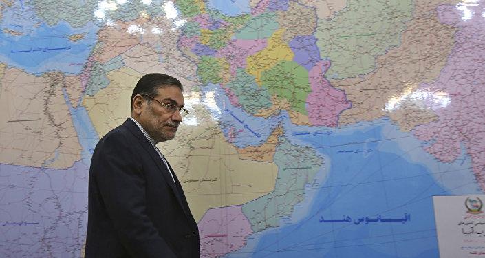İran Milli Güvenlik Yüksek Konseyi Sekreteri Ali Şemhani