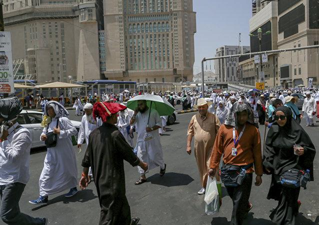 Suudi Arabistan-Mekke