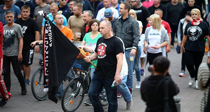 Almanya-Aşırı sağ