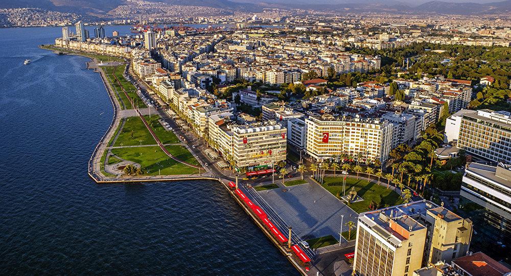 Türkiye'nin en çevreci ili İzmir dünya finalisti oldu