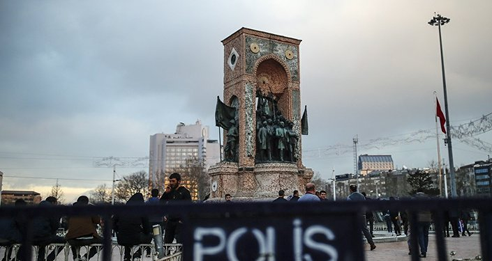 İstanbul, Taksim