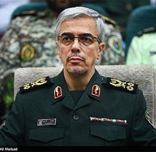 İran İslam Cumhuriyeti Genelkurmay Başkanı General Muhammed Bakıri