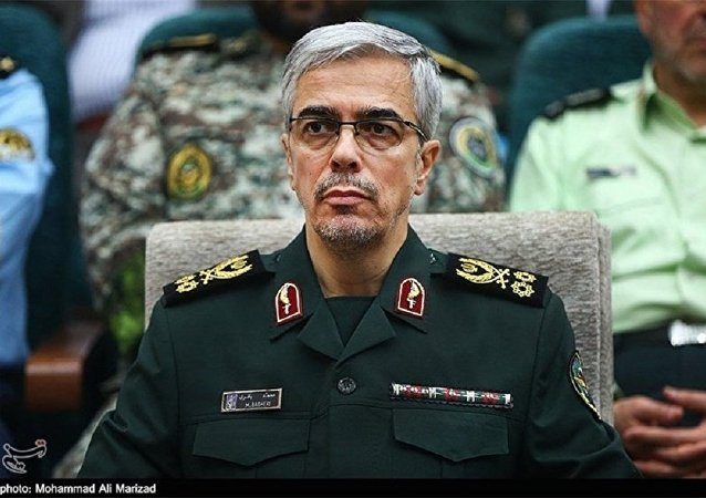 İran İslam Cumhuriyeti Genelkurmay Başkanı General Muhammed Bageri