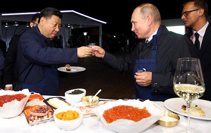 ABD basını, Rusya ile Çin arasındaki işbirliğini 'Amerikan kâbusu' diye niteledi