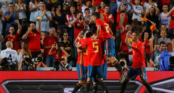 İspanya futbol milli takımı