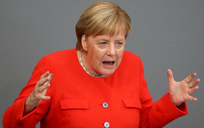 Merkel: Bulunduğumuz koşullarda Suudi Arabistan'a silah ihracatı yapılamaz