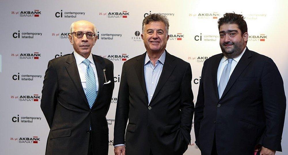 Hasan Bülent Kahraman-Ali Güreli-Kamiar Maleki