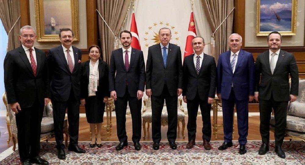 Varlık Fonu yönetim kurulu üyeleri