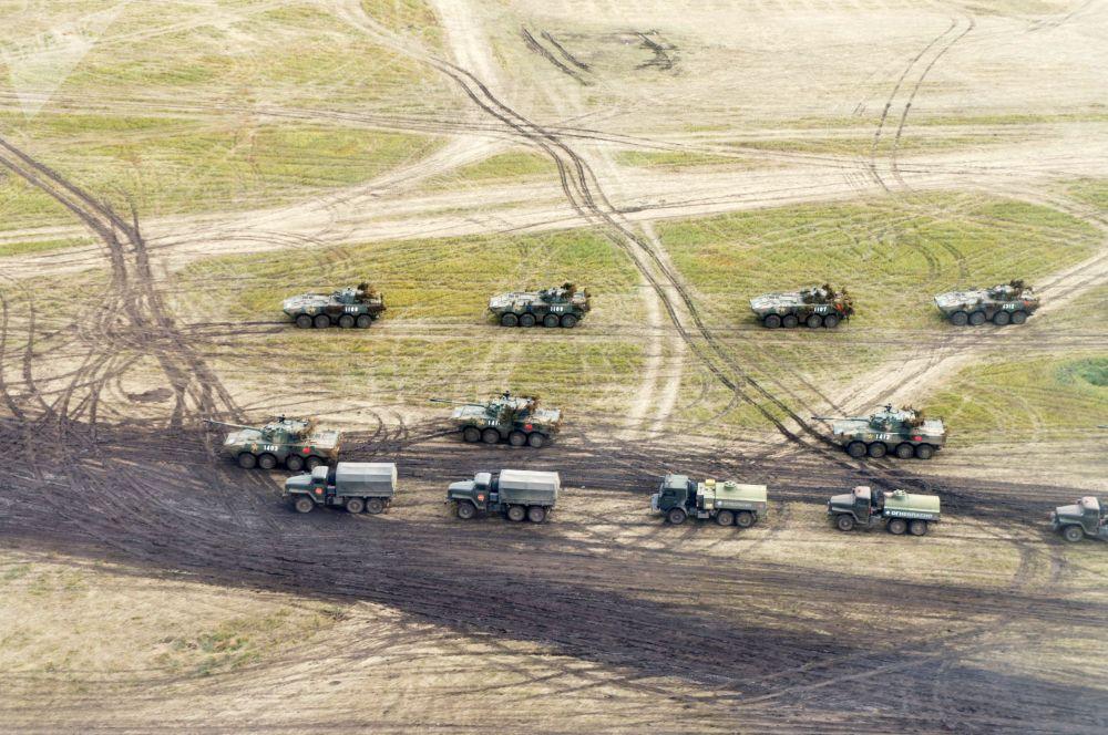 Putin, Vostok-2019 tatbikatını takip etti