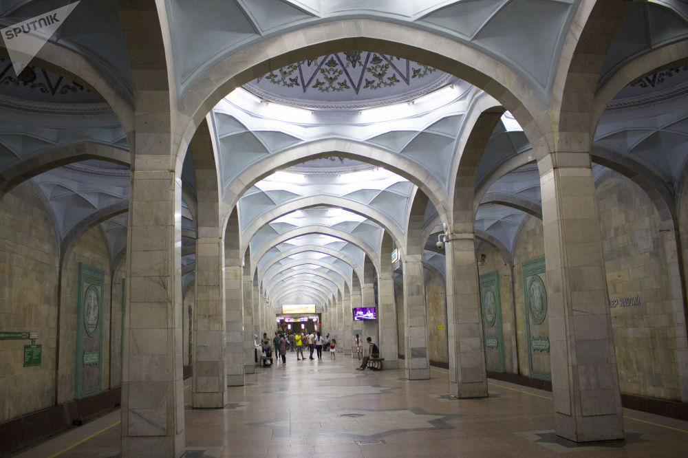 Taşkent metrosu